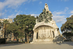 Memorial for Doctor Robert, Barcelona Royalty Free Stock Images