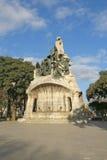 Memorial for Doctor Robert, Barcelona Royalty Free Stock Image