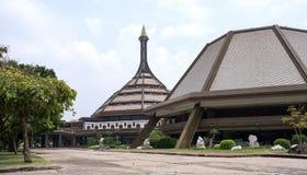Memorial em Banguecoque Fotografia de Stock Royalty Free