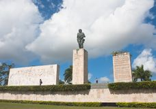Memorial Ernesto. Cuba Stock Photos
