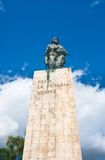 Memorial Ernesto Guevara. Cuba Royalty Free Stock Images