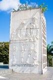 Memorial Ernesto Guevara. Cuba Stock Photos