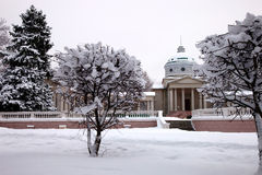Memorial estate Arkhangelskoe Stock Photography