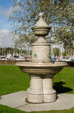 Memorial Fountain, Lymington Royalty Free Stock Images
