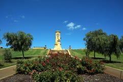 Memorial in Fremantle. WWI Memorial Reserve in Freo, Australia Stock Photo