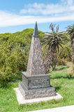 Memorial at the Garden of Remembrance Donkin Reserve Royalty Free Stock Photos