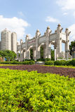 The memorial gateway of Sun Yat-Sen University 2 Royalty Free Stock Photography