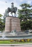Memorial General Espartero. Logrono, Spain. Royalty Free Stock Photography