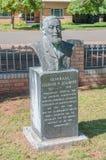 Memorial for General Gideon Joubert Royalty Free Stock Photo