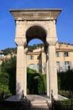 Memorial, Grasse. Photo of war memorial in Grasse, France Stock Images