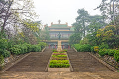Memorial Hall of former president Dr.Sun Yat-sen Royalty Free Stock Image