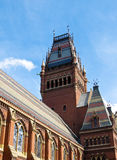 Memorial Hall, Harvard University Royalty Free Stock Photos
