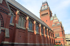 Memorial Hall, Harvard University, Cambridge, MA Royalty Free Stock Photos