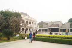 Memorial Hall of Liang Qichao's former residence Royalty Free Stock Images
