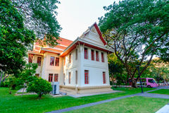 The Memorial Hall in Thai modern style of Chulalongkorn universi Stock Photo