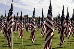 911 Memorial Healing Field Royalty Free Stock Image