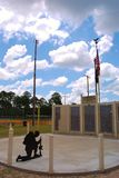Memorial Honoring our  Military Royalty Free Stock Images