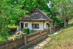Memorial house of Mos Ion Roata Royalty Free Stock Images