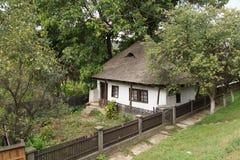 Memorial house Mos Ion Roata royalty free stock photography
