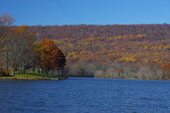 Memorial Lake State Park. Is located adjacent to Fort Indiantown Gap, Annville, Lebanon County, Pennsylvania stock photos