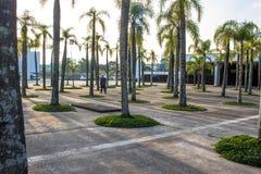Memorial of Latin America Stock Photo