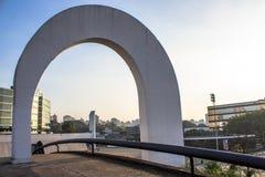 Memorial of Latin America Stock Images