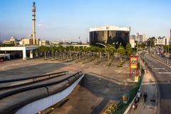 Memorial of Latin America Stock Image