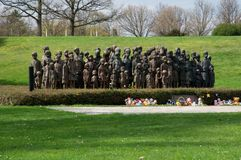 Free Memorial Lidice, Czech Republic Stock Photo - 42675700