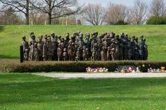 Memorial Lidice, Czech republic Stock Photo