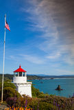 Memorial Lighthouse Royalty Free Stock Photos
