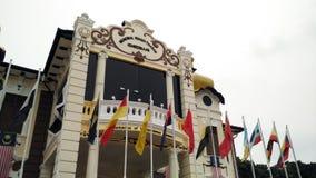 Memorial Malacca Building Royalty Free Stock Photos