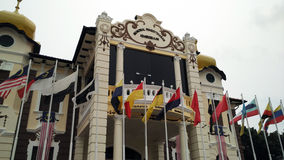 Memorial Malacca Royalty Free Stock Images