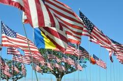 911 memorial Malibu Imagens de Stock Royalty Free
