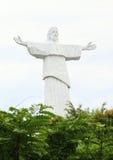 Memorial on Mansinam island - Jesus Royalty Free Stock Images