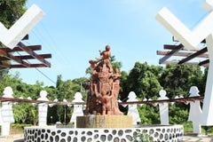 Memorial on Mansinam island Royalty Free Stock Photo