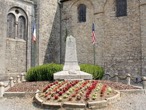 Memorial monument Royalty Free Stock Images