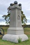 Memorial Monument, Gettysburg, PA Stock Photo