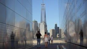 Memorial, Monument, Landmark stock footage