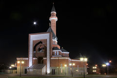 Memorial mosque Stock Image