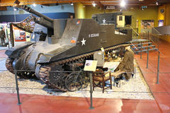 Memorial museum of the Battle of Normandy. Stock Images