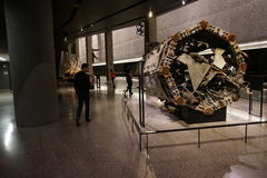 9/11 Memorial Museum, Ground Zero, WTC Royalty Free Stock Image