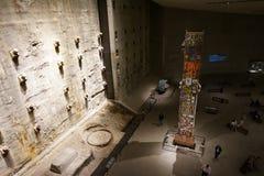 9/11 Memorial Museum, Ground Zero, WTC Stock Images