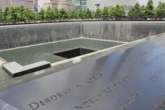 The 9/11 Memorial Museum. New York, NY Royalty Free Stock Image