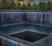 Memorial nacional setembro de 11 Foto de Stock Royalty Free