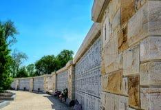 Memorial Names Fort Indiantown Gap Royalty Free Stock Image