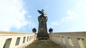 Memorial. Near Kolin in Central Bohemia Stock Photography
