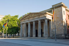 Memorial Neue Wache in Berlin Stock Photography