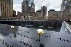 9/11 Memorial Stock Images