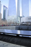 Memorial New York City do ponto zero Foto de Stock