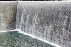 9/11 Memorial. New York. Fountain. Honored. Royalty Free Stock Photo